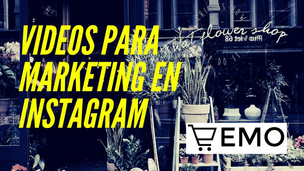 ofrecer mis productos en Instagram