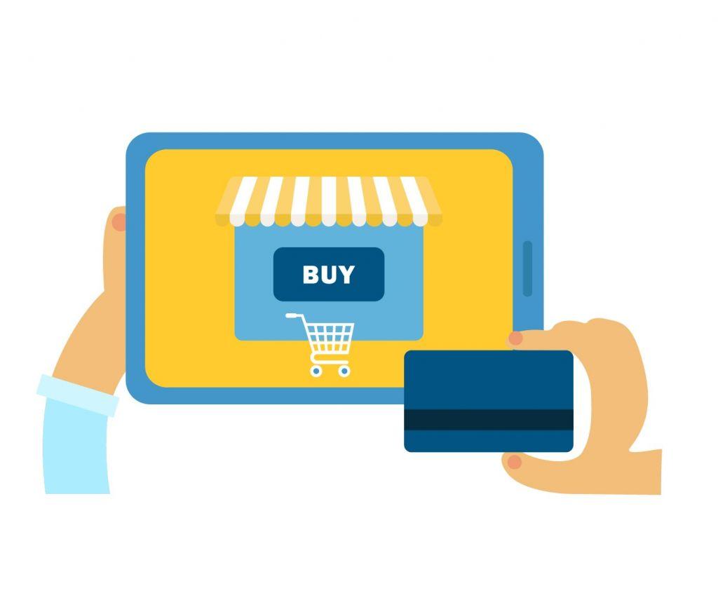 IMO Ecomerce para Pymes Marbella pago con tarjeta